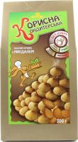 Печиво Стевіясан пісочне печиво мигдаль 300г