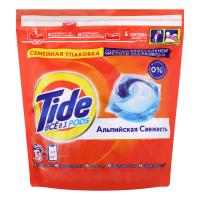 Засіб Tide д/прання капсули Альпійська свіжість 45капс. х6