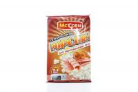 Попкорн Mc`Corn зі смаком бекону для м/п 90г х50