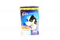 Корм Felix Fantastic з куркою для котів 100г х60