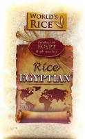 Рис Worlds Pice  Єгипетський круглозернистий 1кг