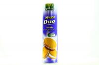 Печиво Gullon Mega Duo ванільний крем 500г х12
