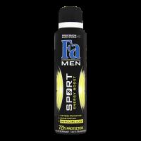 Дезодорант Fa Men Sport Energy Boost аерозольний 150мл