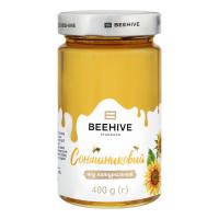 Мед Beehive Соняшник с/б 400г х6