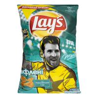 Чіпси Lays Королівський сир 120г