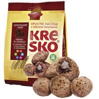 Фігурки хрусткі АВК Kresko шоколадний смак 170г
