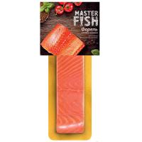 Форель Master Fish філе-шматок с/с 130г