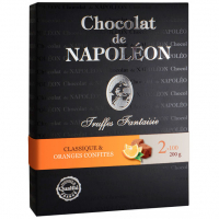 Цукерки Chocolat de Napoleon Трюфелі класичні французькі 200г