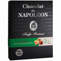 Цукерки Chocolat de Napoleon Трюфелі класичні з фундуком 200г
