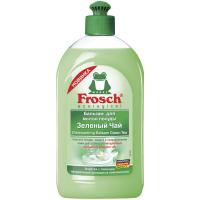 Засіб Frosch для посуду бальзам Зелений чай 500мл