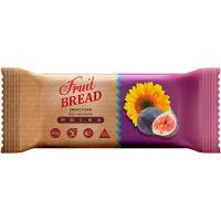 Фруктовий хліб Сладкий мир Інжир-соняшник 60г