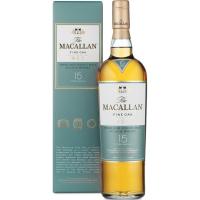 Віскі Macallan 15років 43% 0,7л х2