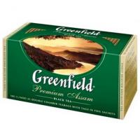 Чай Greenfield Premium Assam чорний 25пак*2г