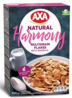 Пластівці Axa Harmony мультизернові збагачені мінералами 300г