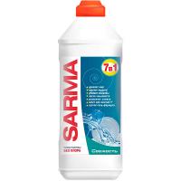 Гель для миття посуду Sarma 7в1 свіжість 500мл