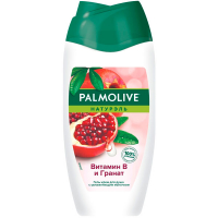 Гель-крем для душу Palmolive Натурель Вітамін В і Гранат, 250 мл