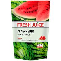 Гель-мило Fresh Juice рідке із гліцерином кавун д/п 460мл