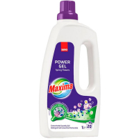Гель Sano Maxima Spring Flowers концентр. для прання 1л