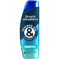 Гель-шампунь Head&Shoulders Sensitive для душу 270мл