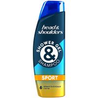 Гель-шампунь Head&Shoulders Sport для душу 270мл