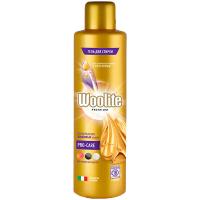 Засіб миючий рідке для прання білизни та одягу: гель для прання WOOLITE Преміум Про-Кейр 900мл