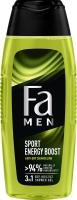Гель Fa Men для душу Sport Energy Boost 400мл