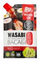 Гірчиця Hokkaido Club Wasabi міцний 140г