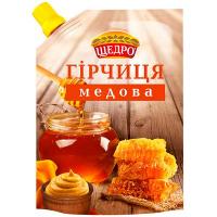 Гірчиця Щедро медова 120г