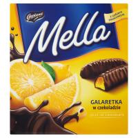 Цукерки Goplana Mella Galaretka Лимонне желе в шок. 190г х12