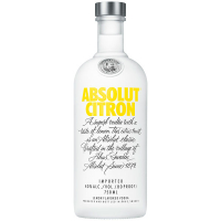 Горілка Absolut Citron Лимон 40% 0,7л