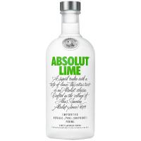 Горілка Absolut Lime 40% 0,7л