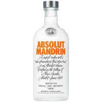 Горілка Absolut Mandarin 0,7л