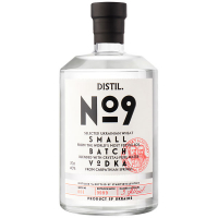 Горілка Distil №9 40% 0,7л
