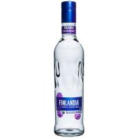 Горілка Finlandia чорна смородина 37,5% 0,5л