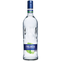 Горілка Finlandia Lime Лайм 37,5% 1л