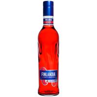 Горілка Finlandia Redberry 37,5% 0,5л
