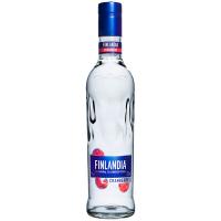 Горілка Finlandia Cranberry Журавлина 37,5% 0,5л