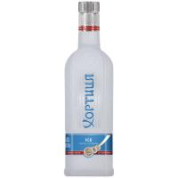 Горілка Хортиця Ice 40% 0,5л