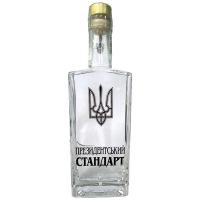Горілка Житомир Президентський Стандарт 38% 0,5л