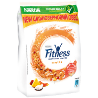 Готовий сніданок Nestle Fitness Fruits 400г