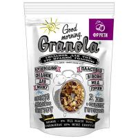 Сніданок Granola сухий з сухофруктами 330г