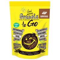 Сніданок сухий  Good Morning, Granola запечений з шоколадом 140г
