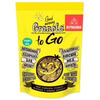 Сніданок сухий Granola To Go запечений з журавлиною 140г