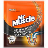 Гранули для прочищення труб Johnson Mr.Muscle 70г