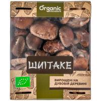 Гриби Шиітаке свіжі 0.34 кг/шт
