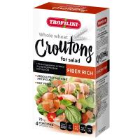 Грінки Trofilini пшеничні з цільнозерновим борошном 70г