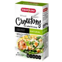 Грінки Trofilini пшеничні салатні 80г