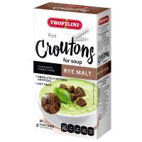 Грінки Trofilini житні супові 80г