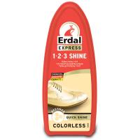 Губка для блиску шкіряного взуття Erdal Express Quick Shine Безбарвна