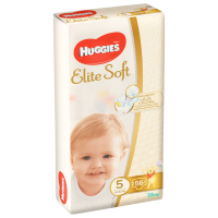 Підгузники Huggies Elite Soft 5 12-22кг 56шт.